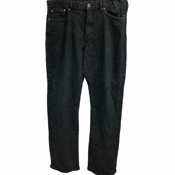 Lucky Brand Jeans 363 Vintage Straight W36 L32 blk